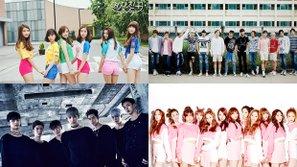 Đảm nhận hát OST - Danh dự to lớn của các tân binh Kpop