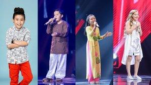 """""""Người cũ"""" nói gì về Top 4 - The Voice Kids 2016 trước thềm chung kết"""