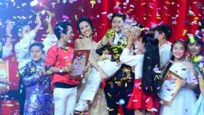 Nhật Minh đăng quang Giọng hát Việt nhí 2016