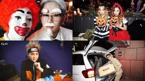 Điểm lại 10 màn hóa trang Halloween đỉnh nhất của thần tượng Kpop