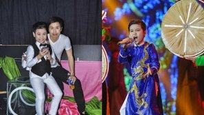 Bố của quán quân Nhật Minh nói gì khi con trai đăng quang Giọng hát Việt nhí?