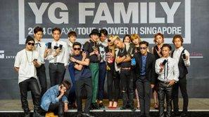 YG - Nơi nghệ sĩ được thỏa sức thể hiện cá tính và đam mê