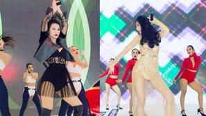 Đông Nhi, Thủy Tiên diện trang phục táo bạo, trình diễn cực sexy