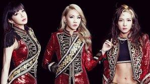 Chấn động: Website fanclub chính thức của 2NE1 tuyên bố chấm dứt hoạt động!