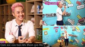 Thanh Duy khoe giọng cao vút với hit của Davichi