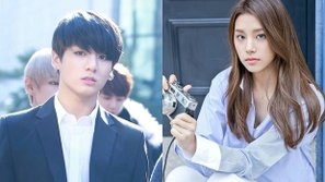Thích thú với tương tác dễ thương giữa Jungkook (BTS) và nữ đồng nghiệp xinh đẹp