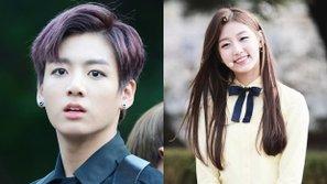 Jungkook (BTS) đang bí mật hẹn hò với Yein (Lovelyz)?