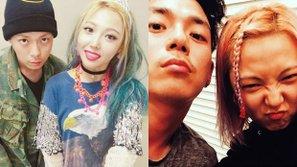 HOT: Thêm một cặp đôi của JYP công bố hẹn hò!