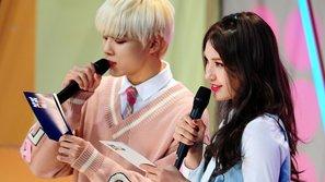 Scandal đụng chạm thân thể Wooshin (Up10tion) - Somi (I.O.I)