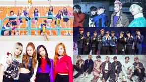 Kpop 2016 và những dấu ấn trên chặng đường 1 năm nhìn lại