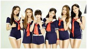T-ara quảng bá cho album cuối cùng trước khi tan rã vào tháng 5/2017
