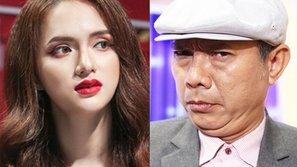 Scandal Hương Giang hỗn láo với nghệ sĩ Trung Dân