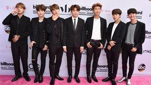 """BTS và chiến thắng lịch sử tại """"Billboard Music Awards"""""""