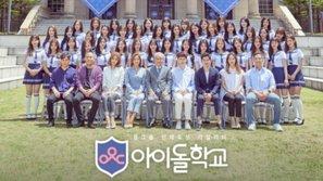Idol School - Chương trình tìm kiếm Girlgroup có sự tham gia của Trainee Big 3