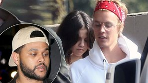Selena Gomez tái hợp Justin Bieber, chia tay The Weeknd