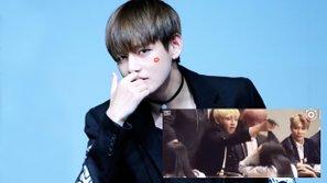 V (BTS) bị chỉ trích vì nắm tóc fan tại sự kiện?