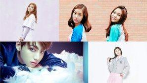 Điểm mặt dàn idol Hàn sẽ tham gia vào kỳ thi tuyển sinh Đại học năm nay