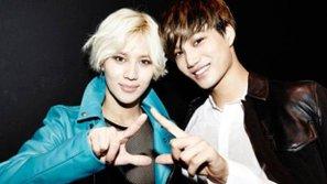 10 cặp sao Kpop là bạn thân