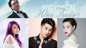 Sự thành công của Hà Hồ và loạt sao Vpop không thể thiếu Nguyễn Hồng Thuận