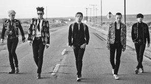 Big Bang là sao Hàn duy nhất dưới 30 tuổi có thu nhập cao nhất thế giới