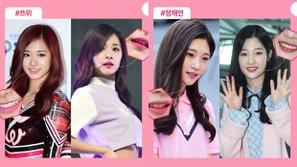 Chỉ cần thay đổi màu son thôi, các thành viên girlgroup này đã xinh đẹp hơn đến nhường nào!