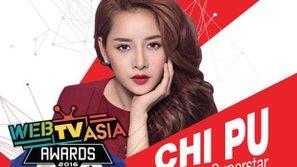 Chi Pu lại đứng chung sân khấu cùng SNSD, Châu Kiệt Luân tại WebTV Asia Awards 2016