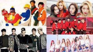 Top 11 nhóm nhạc thành công nhất trong lịch sử Kpop