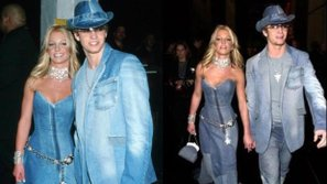Justin Timberlake thấy xấu hổ khi diện đồ đôi với Britney Spears