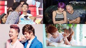 Những cặp nghệ sĩ mà fan hết lòng tác thành trong Vpop