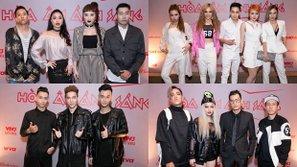 Dàn sao tham dự The Remix 2017 chính thức ra mắt
