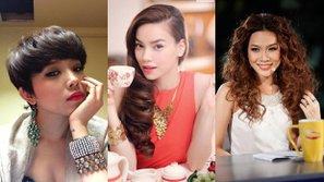 Các sao nữ đình đám Vpop hợp với kiểu tóc nào nhất?
