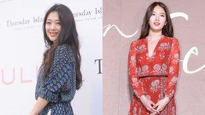 Sao nữ Hàn cùng diện váy họa tiết: Ai xinh hơn ai?
