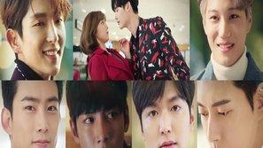 """""""7 First Kisses"""" - Câu chuyện của 7 chàng soái ca xứ Hàn và nàng nữ chính may mắn nhất thế gian"""