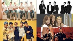 Sự trường tồn của các nhóm nhạc Kpop: Mãi mãi hay không bao giờ?