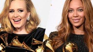 Đề cử giải Grammy 2017: Beyonce đại chiến Adele