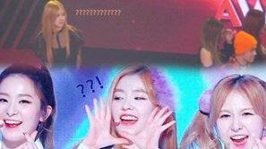 """Hài hước hình ảnh khi thần tượng Kpop """"nai tơ ngơ ngác"""" trên sân khấu"""