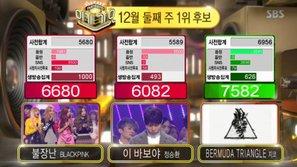 Inkigayo 11/12: Mạch chiến thắng của BlackPink bất ngờ bị chặn đứng