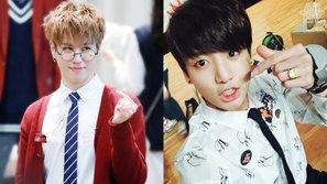 Jungkook (BTS) và Yugyeom (GOT7) lại khiến fan phát cuồng vì