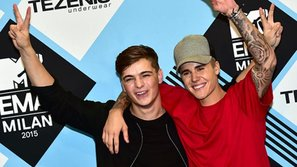 Chuyển động 24h US-UK: Martin Garrix hé lộ về việc hợp tác cùng Justin Bieber