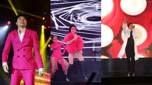 Noo Phước Thịnh và dàn sao Việt bùng nổ trong đêm nhạc cùng thần tượng Kpop - EXID