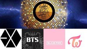 Ai đang dẫn đầu bình chọn ở Golden Disk Awards?