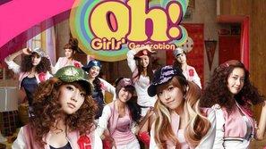 SNSD là sao Hàn đầu tiên có 5 MV hơn một trăm triệu lượt xem