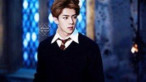 Khi nam thần của EXO cũng muốn được trở thành... phù thủy như Harry Potter