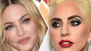 Gạt bỏ hiềm khích, Lady Gaga bất ngờ lên tiếng ca ngợi Madonna