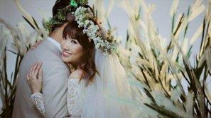 Ảnh cưới đầu tiên của Hari Won và Trấn Thành đã được hé lộ