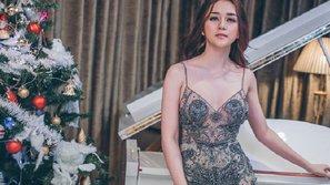 Thiều Bảo Trang gợi cảm khó cưỡng trong MV Giáng sinh