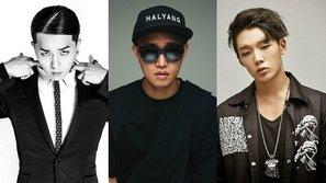 Top 16 nghệ sĩ Hip-Hop và R&B để lại ấn tượng mạnh mẽ nhất làng nhạc Hàn trong năm 2016