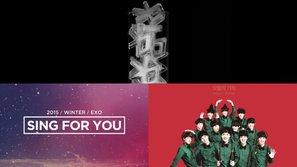Netizen trổ tài thám tử và phát hiện mối liên hệ bí ẩn giữa các album mùa đông của EXO