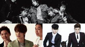 """Kỷ niệm 13 năm thành lập DBSK: Những thay đổi hình tượng làm nên """"thương hiệu vàng"""" của Kpop"""
