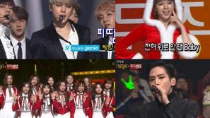 Music Bank 23/12: Siêu đã với những màn hoán đổi sân khấu từ các idolgroup Kpop